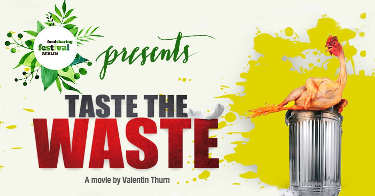 Filmscreening - Taste the waste 2018