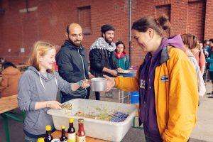 Eindrücke vom Foodsharing Festival 2018