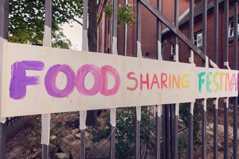 Eindrücke vom Foodsharing Festival