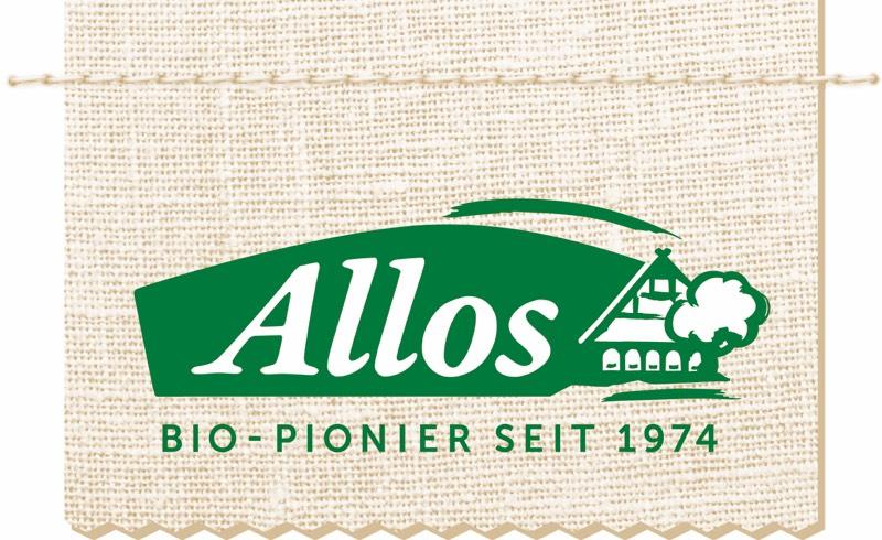 <p>Die Allos-Hofmanufaktur steht für unverfälschte Lebensmittel, die zu 100% bio, 100% vegetarisch und 100% lecker sind. Wir setzen uns für die Schonung natürlicher Ressourcen, für Klima- und Umweltschutz, für faire Geschäftsbeziehungen und eine wachsende Auswahl in Bio-Lebensmitteln ein. Wir unterstützen das Foodsharing-Festival gerne mit einer Auswahl unserer Produkte, um dadurch die Wertschätzung für Lebensmittel zu fördern.</p>