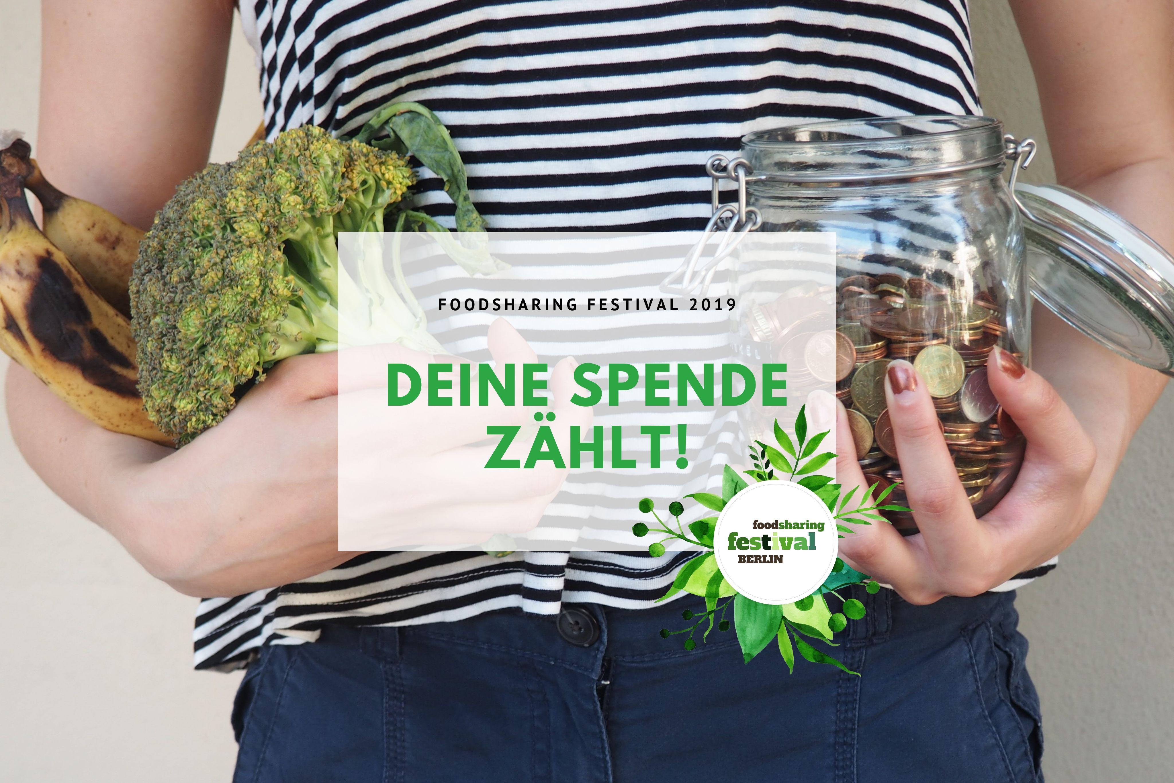 Foodsharing Festival 2019