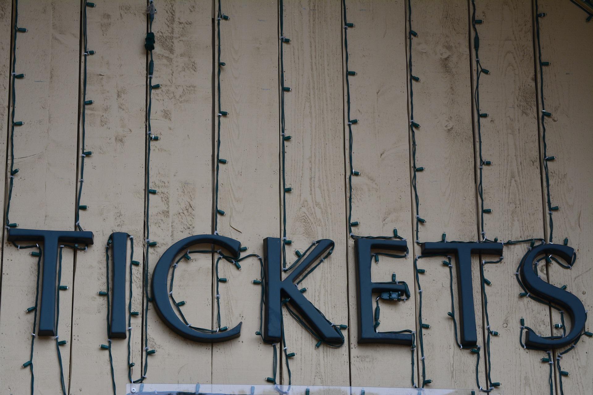 Ticketverkauf