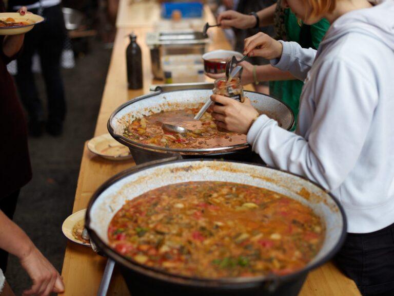 Eindrücke vom foodsharing Festival 2019